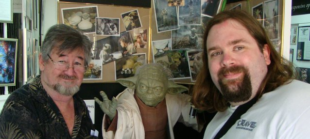 Bobby Visits Yoda Guy!